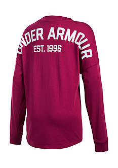 Under Armour® Long Sleeve Tunic Girls 7-16