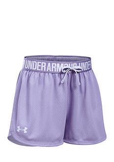 Under Armour® Play Up Mesh Short Girls 7-16