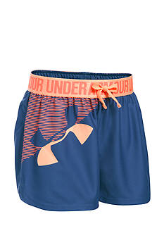 Under Armour® Play Up Graphic Short Girls 7-16
