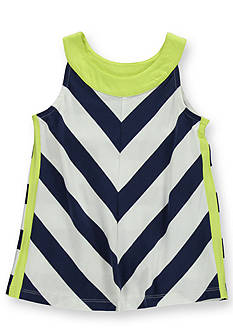 kc parker® Chevron Swing Top Girls 7-16