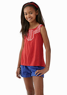 kc parker® Sleeveless Knit Top Girls 7-16