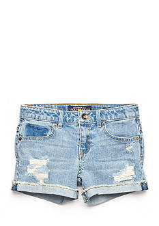 Lucky Brand Riley Distressed Shorts Girls 7-16