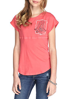 Red Camel 'Southern and Sassy' Sweeper Tee Girls 7-16