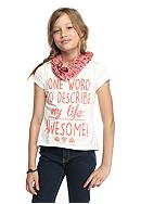 Red Camel® 'My Life: Awesome' Printed High