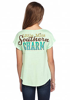 Red Camel® 'Little Miss Southern Charm' Sweeper Top Girls 7-16
