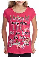 Red Camel® Sweet Tea Southern Top Girls 7-16