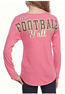 Red Camel® Pink 'It's Football Y'all' Sweeper
