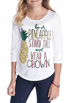 Red Camel Girls Pineapple Top