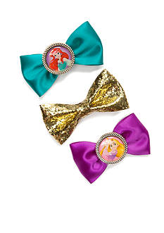 Disney Princess™ 3-Piece Character Hair Bow Set
