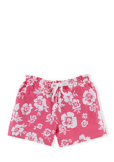 Chaps Floral Pull-On Shorts Girls 7-16