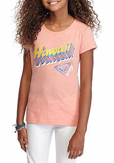 Roxy Girls™ Printed 'Hawaii' Tee Girls 7-16