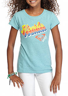 Roxy Girls™ Printed 'Florida' Tee Girls 7-16