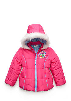 Shopkins™ Puffer Jacket Girls 4-6x