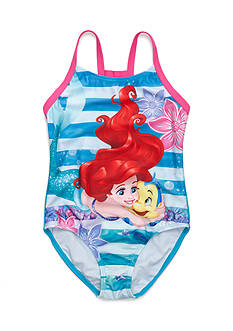 Disney® Little Mermaid 1-Piece Swimsuit Girls 4-6x