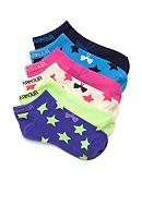 Under Armour® 6-Pack Liner No Show Stars