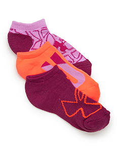 Under Armour® Next 2.0 Ankle Socks Girls 4-16