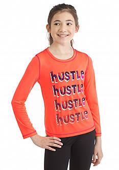 JK Tech™ 'Hustle' Top Girls 7-16