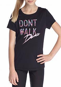 JK Tech Don't Walk Dance Screen Tee