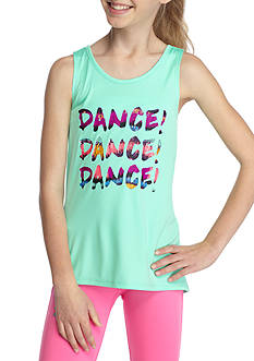 JK Tech Dance Tank Girls 7-16