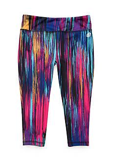 JK Tech Stripe Capri Pants Girls 7-16