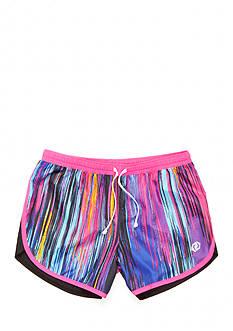 JK Tech Stripe Short Girls 7-16