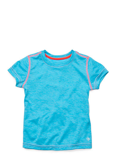 JK Tech® Solid Active Tee Girls 4-6x