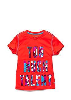JK Tech 'Too Much Talent' Tee Girls 4-6x
