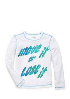 JK Tech 'Move It Or Lose It' Top Girls 4-6x