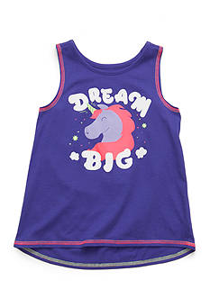 JK Tech® 'Dream Big' Tank Top Girls 4-6x