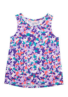 JK Tech® Confetti Tank Girls 4-6x