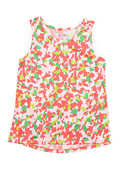 JK Tech Confetti Tank Girls 4-6x