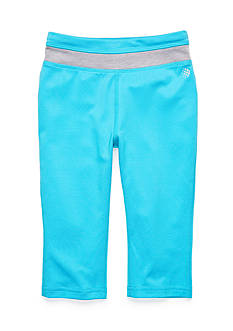 JK Tech™ Solid Yoga Capri Pants Girls 4-6x