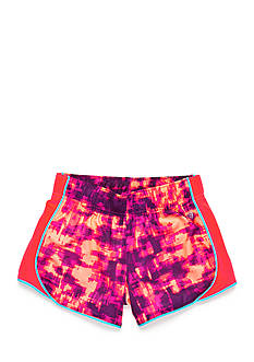 JK Tech™ Printed Mesh Shorts Girls 4-6x