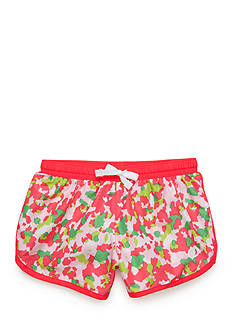 JK Tech Confetti Shorts Girls 4-6x