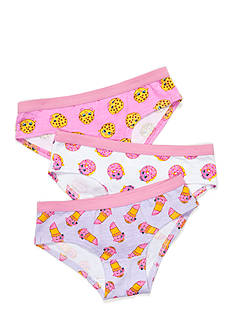 Shopkins™ 3-Pack Hipsters Underwear Girls 4-16