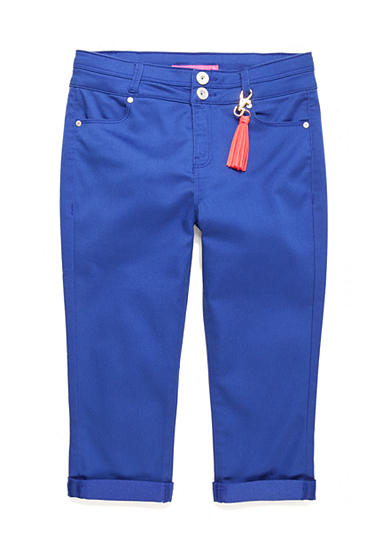 TINSEY Colored Crop Pants Girls 7-16