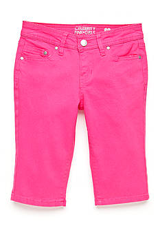 CELEBRITY PINK GIRLS 5 Pocket Crop Pants Girls 7-16