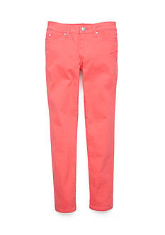 CELEBRITY PINK GIRLS Solid Color Skinny Jeans Girls 7-16