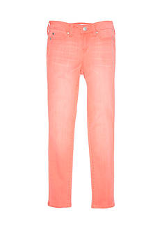 CELEBRITY PINK GIRLS Coral Skinny Leg Pants Girls 7-16