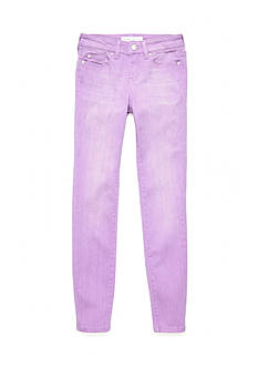 CELEBRITY PINK GIRLS Light Purple Skinny Leg Pants Girls 7-16