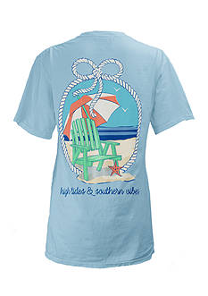 ROYCE High Tides Southern Vibes Tee Girls 7-16