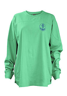 Royce Brand Anchor Palm Trees Shirt Girls 7-16