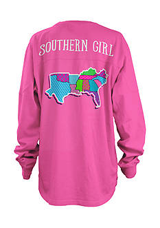 Royce Brand Southern Girl Patchwork Top Girls 7-16