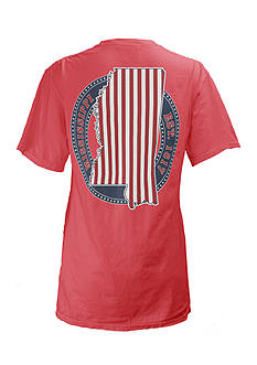 Royce Brand Mississippi Stars & Bars Tee Girls 7-16