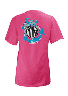 Royce Brand Tennessee Anchor Tee Girls 7-16