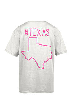 Royce Brand '# Texas' Tee Girls 7-16