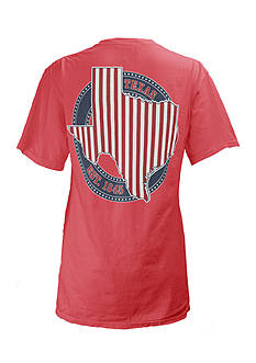 Royce Brand Texas Stars & Bars Tee Girls 7-16