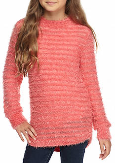 Red Camel® Ribbed Eyelash Sweater Girls 7-16