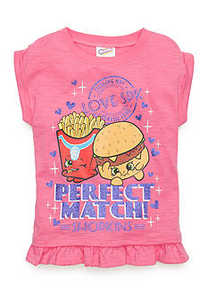 Shopkins™ 'Perfect Match' Graphic Tee Girls 4-6x