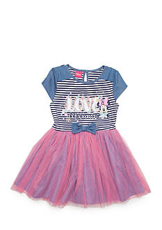 Disney® Minnie Mouse 'Love' Dress Girls 4-6x